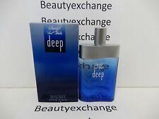 Davidoff Cool Water Deep For Men Cologne Eau De Toilette Spray 3.4 oz Boxed
