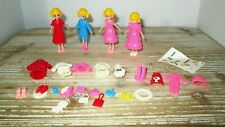 VINTAGE 1981 BANDAI GINGER SNAPS TEA PARTY DOLLS 1980'S TOY & ACCESSORIES