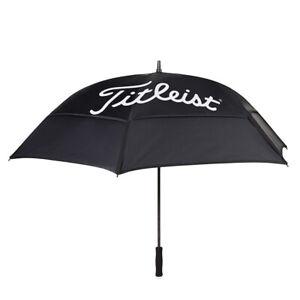 "New Titleist Players Double Canopy Golf Umbrella 68"""