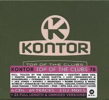 Various - Kontor Top Of The Clubs Vol.78 CD