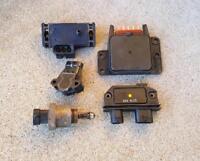 1988-1990 GMC S15 Jimmy 5PC 4.3 TBI Sensor Set