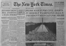 More details for civil rights rally dr king 1963 august 29 i have a dream speech washington dc