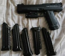 First Strike T8.1 w/ Compensator And 5 Magazines Paintball Pistol