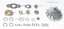 GMC Chevrolet 6.5 Liter Diesel Turbocharger Rebuild Kit & New Compressor wheel