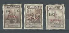 Stamps Mozambique Nyassa Company Portugal Colonial | Postal Tax | 1925 | MH