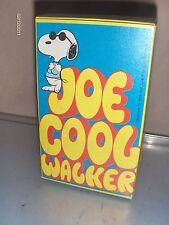 Peanuts Aviva 1971 Snoopy Joe Cool Walker WIND-UP Toy Charlie Brown w/ box