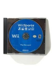 Wii Sports ~ Nintendo Wii ~ 2006 ~ Disc Only