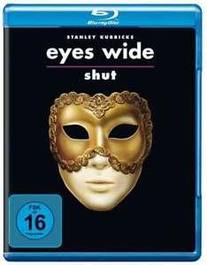 Eyes Wide Shut [Blu-ray/NEU/OVP] Stanley Kubrick / Tom Cruise / Nicole Kidman