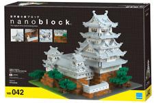 Nano Block NanoBlock NB _ 042 Himeji-jyo Special Deluxe Edition Japan