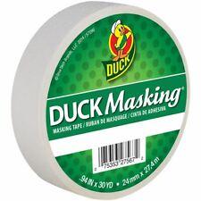 DUCK MASKING TAPE-WHITE