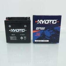 Batteria Kyoto Moto Cagiva 125 Roadster 1996 Per 1999 Y9B-B/12V 9Ah Nuovo