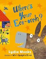 (Good)-Where's Your Eee-Orrh? (Paperback)--1405278145