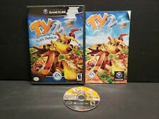 Ty the Tasmanian Tiger 2: Bush Rescue (Nintendo GameCube, 2004) Complete