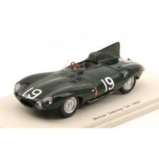 JAGUAR D N.19 WINNER 12H SEBRING 1955 M.HAWTHORN-P.WALTERS 1:43 Spark Model Auto