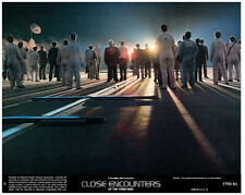 Close Encounters of The Third Kind Original Lobby Card Devil's Tower UFO 1977