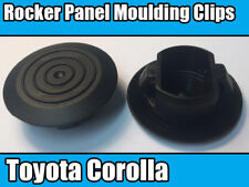 5x Clips For Toyota Corolla GM Rocker Panel Moulding Fastener Clips 88970495