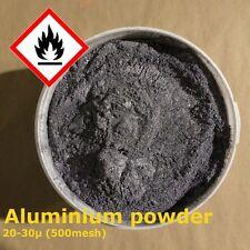 1000g Aluminium powder 20-30microns/500mesh, EU seller!