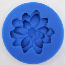 Flower Mini Silicone Mold for Fondant, Gum Paste, Chocolate, Crafts - 1D