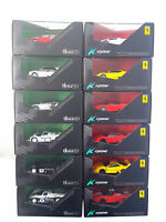 miniatures Ferrari Audi Porsche Mazda au 1/43 de kyosho Dnano