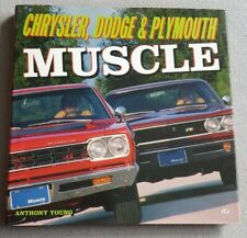 Muscle Car Buch Chrysler Dodge & Plymouth Anthony Young