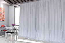 Blockout Curtain 267x230cm PINCH PLEAT 1panel Blackout High Level Fabric Special