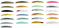 Daiwa Salt Pro Minnow Floating 6 3/4 inch DSPM17F Saltwater Surf Fishing Lure