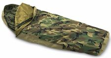BIVY COVER WOODLAND CAMO GORE-TEX SLEEPING BAG COVER Good