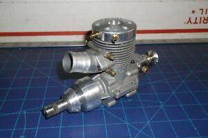 VERY GOOD CONDITION  -K & B-  11 CC R/C Nitro INBOARD MARINE Engine