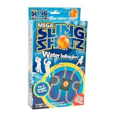 Sling Shotz Triple - Mega Water Balloon Bomb Launcher 3 Man