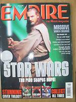 EMPIRE FILM MAGAZINE No 122 AUGUST 1999 STAR WARS - LIAM NEESON COVER
