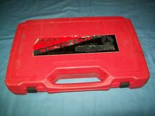 Snap-on™ TDTDM500A 76-piece Master Deluxe Tap and Die Set METRIC SAE 5pc Missing
