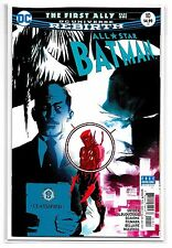 ALL-STAR BATMAN #10 - Cover A - Rafael Albuquerque Cover - NM - DC Comics!