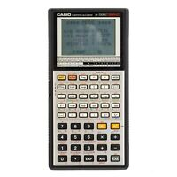 Vintage Casio fx-7000G Graphics Scientific Graphing Calculator 1985 Tested Works