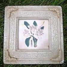 Frame decor mold Plaster concrete cement mould (Inside of frame is plain)