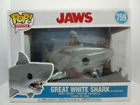 Funko Pop Jaws Great White Shark with Diving Tank 759