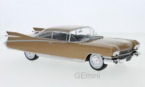 Cadillac Eldorado Bronze 1959 1/24 Whitebox