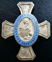 ✚7051✚ German Bavarian Warrior League Merit Cross medal KRIEGERBUND post WW1