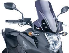 PUIG TOURING SCREEN DK SMK NC700X Fits: Honda NC700X,NC700XD