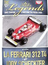 Poster Story LEGENDS - Ferrari 312 T4 & Jody Scheckter  [AS3] -115