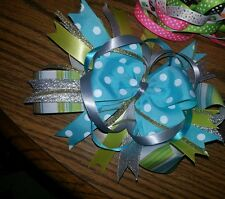 Handmade Over The Top Hairbow