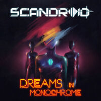Scandroid : Dreams in Monochrome CD (2018) ***NEW*** FREE Shipping, Save £s