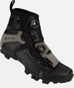 LAKE Water Resistant MX145 Winter Cycling Boots Shoes PD Off Road MTB Size EU 40