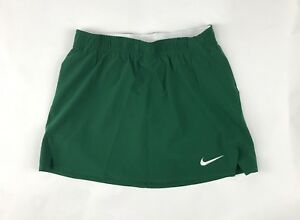 Nike Dry Untouchable Speed Skort Compression Short Skirt Youth Girl's M Green