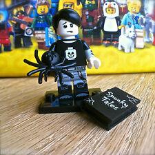LEGO 71013 Minifigures SERIES 16 SPOOKY BOY #5 SEALED Emo Vampire Book Spider