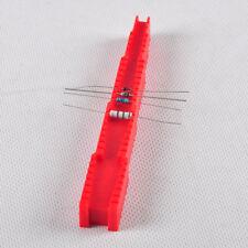 1pc Lead Bender for 1/4 0.5 Watt Resistor Axial Capacitor Diode Forming Bending