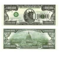 1000000 $ Million Dollars 2001 Atlanta Unc. /701348## Fantasy Banknote Souvenier
