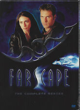 FARSCAPE: THE COMPLETE SERIES 4 SEASONS Science Fiction TV Series Drama DVD VFS