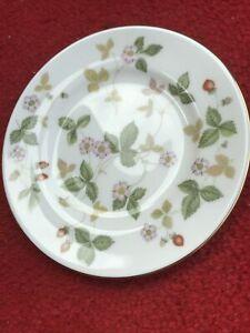 Wedgwood Wild Strawberry Tea Plate 6 Inches