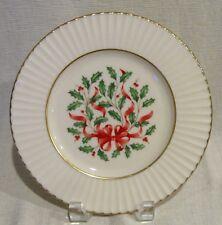 Lenox Holiday Temple Salad Plate