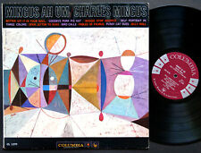 CHARLES MINGUS Mingus Ah Um LP COLUMBIA CL 1370 CANADA 1959 DG MONO Booker Ervin